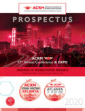 ACRM 2020 Prospectus of Sponsorship and Exhibition Opportunities
