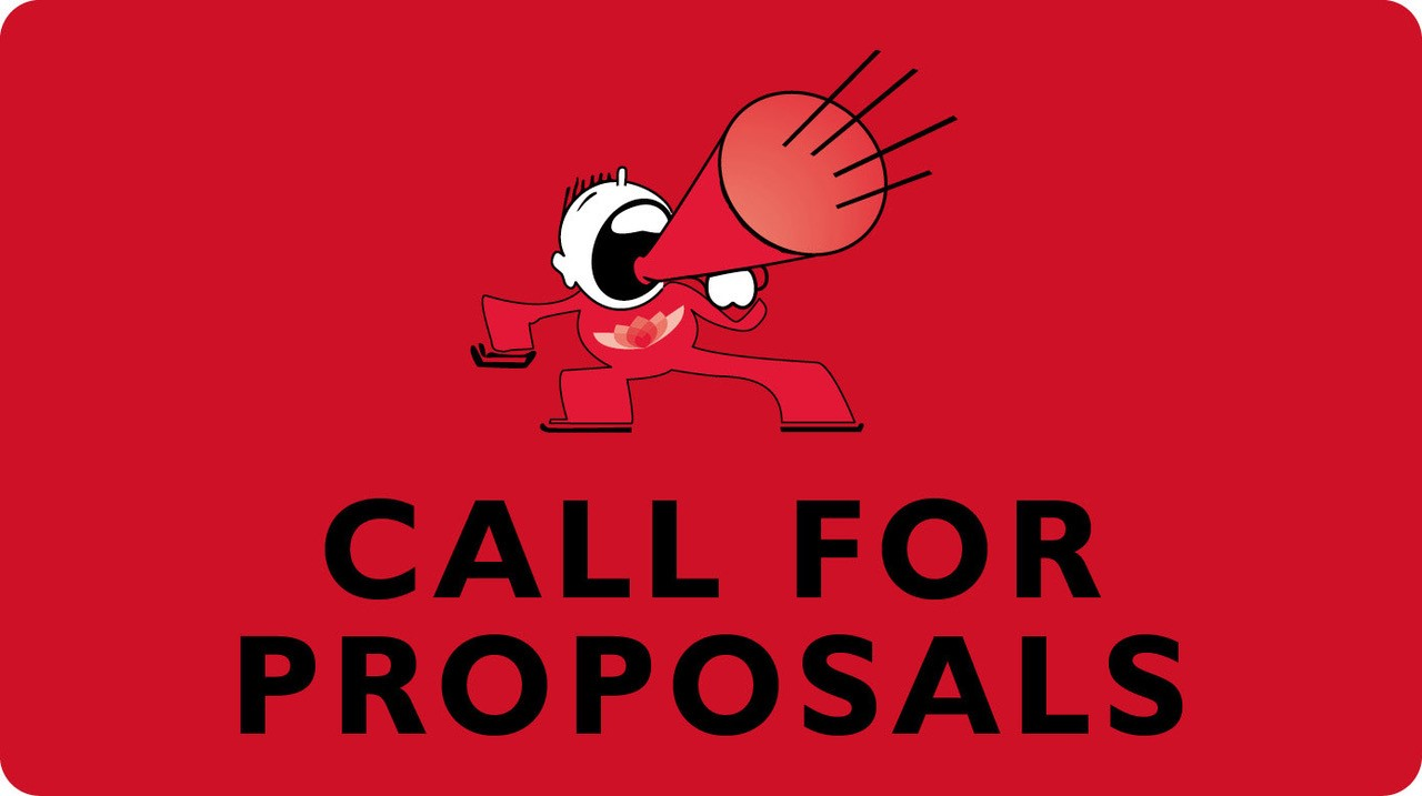 Links to the call for proposals guidelines page.