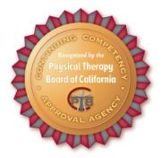 Physical Therapy Board of California logo
