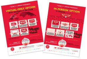 June 2020 brochure covers