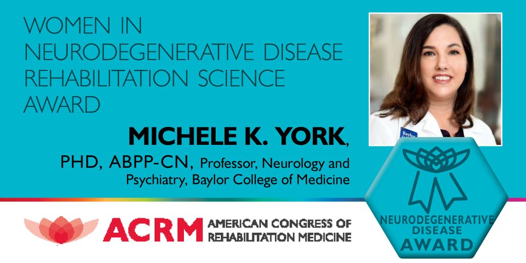 Woman in Neurodegenerative Disesease Research Award banner