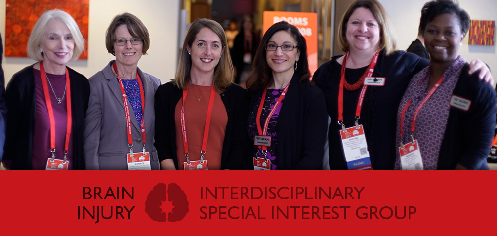 ACRM Brain Injury Interdisciplinary Special Interest Group image