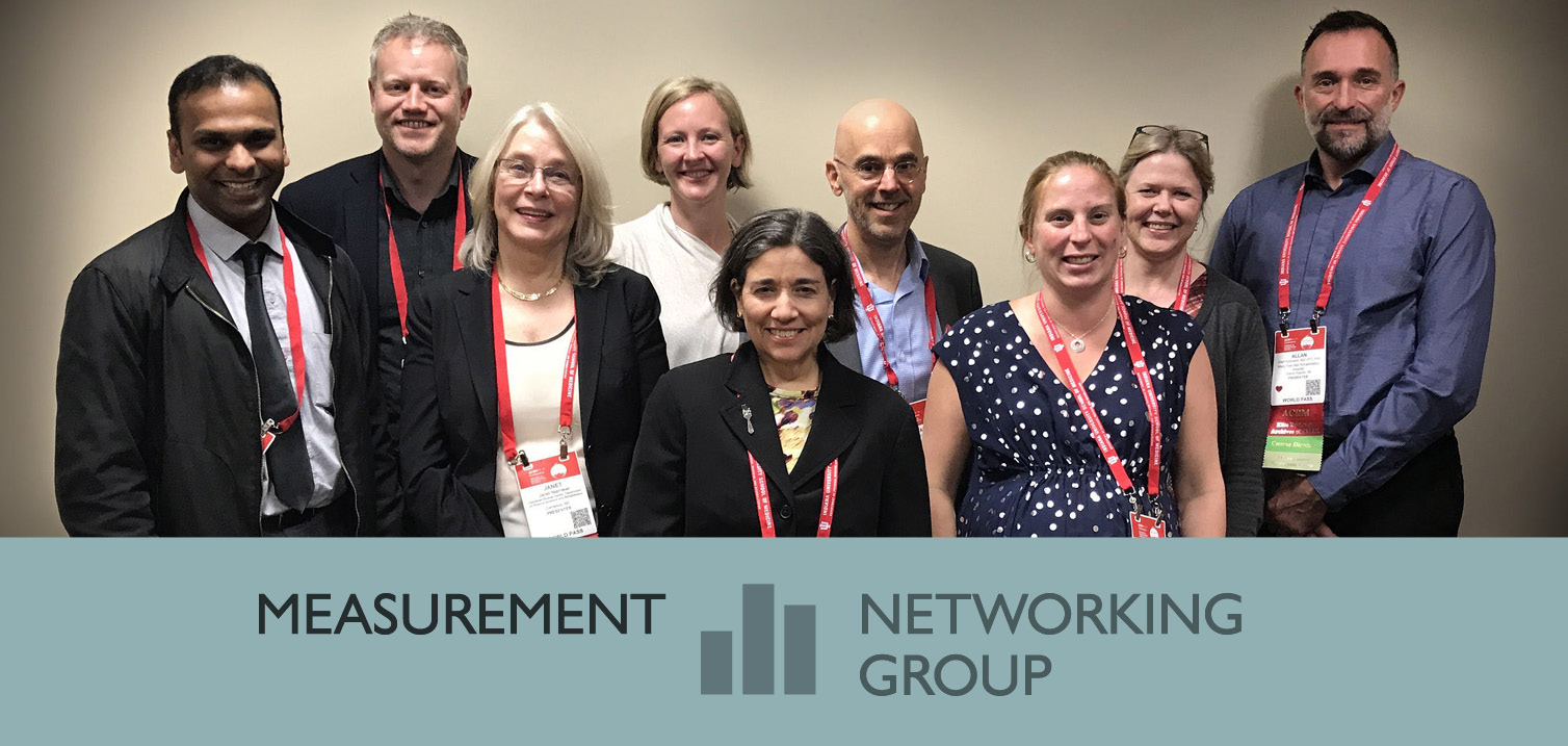 ACRM Measurement Networking Group image