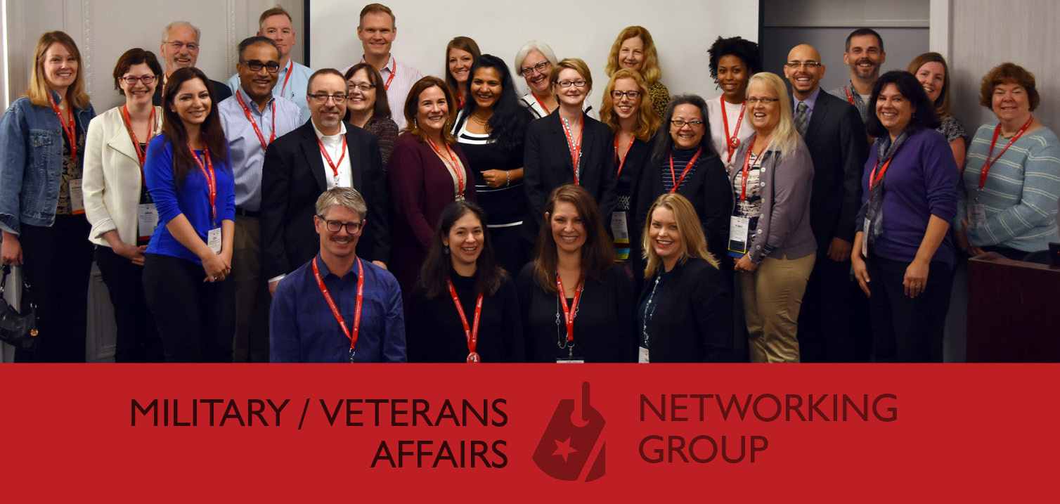 ACRM Military & Veterans Affairs Networking Group image
