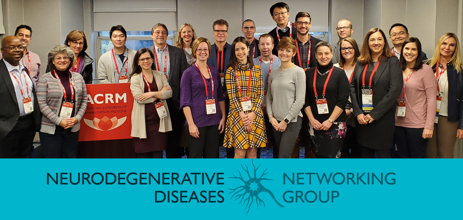 ACRM Neurodegenerative Diseases Networking Group image