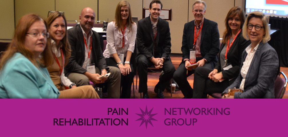 ACRM Pain Rehabilitation Networking Group image
