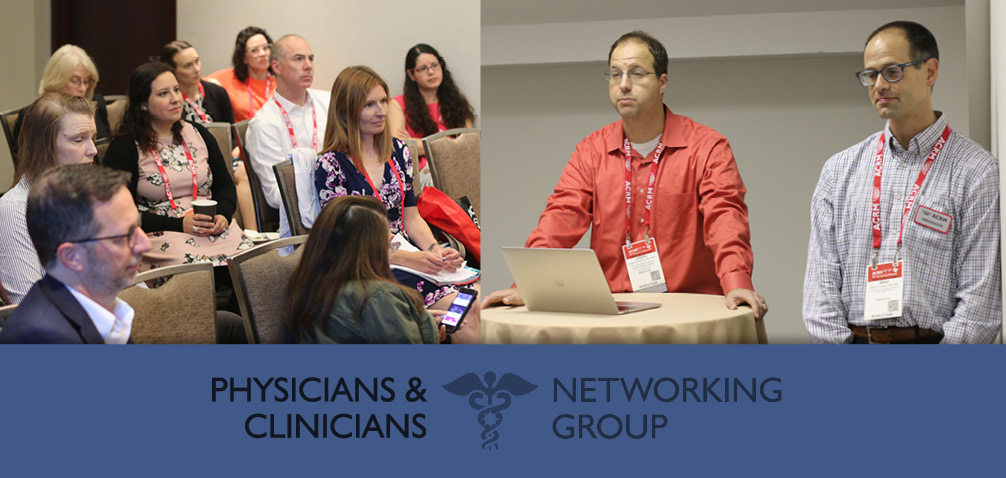 ACRM Physicians & Clinicians Networking Group image