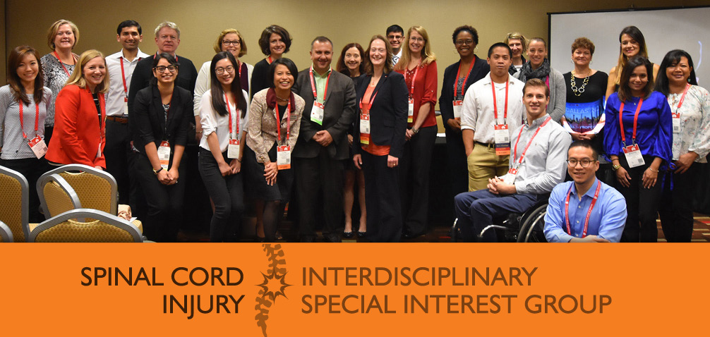 ACRM Spinal Cord Injury Interdisciplinary Special Interest Group image