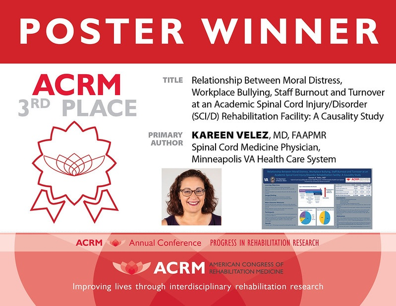 ACRM Outstanding Poster Award 3rd Place image