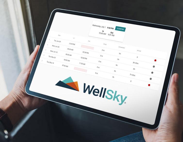 WellSky Resource Manager iPad