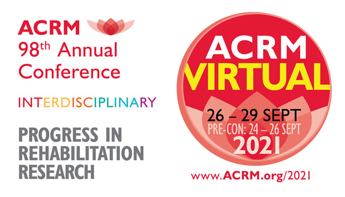 ACRM 98th Annual VIRTUAL Conference #ACRM2021