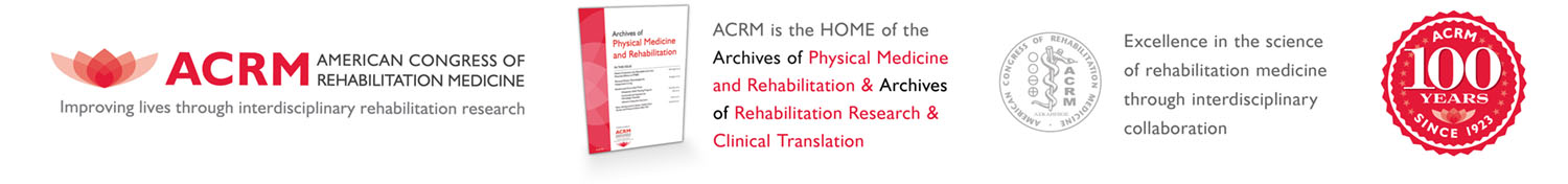 ACRM footer image
