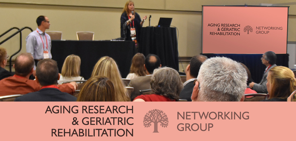 Aging Research & Geriatric Rehabilitation Networking Group image