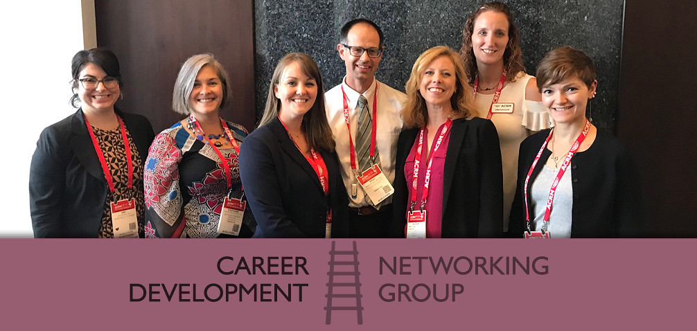 Click to visit the Career Development Networking Group website