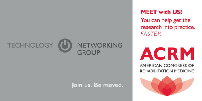 Meet With the ACRM Technology Networking Group banner