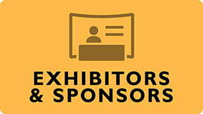 Conference Sponsoring and Exhibiting Information