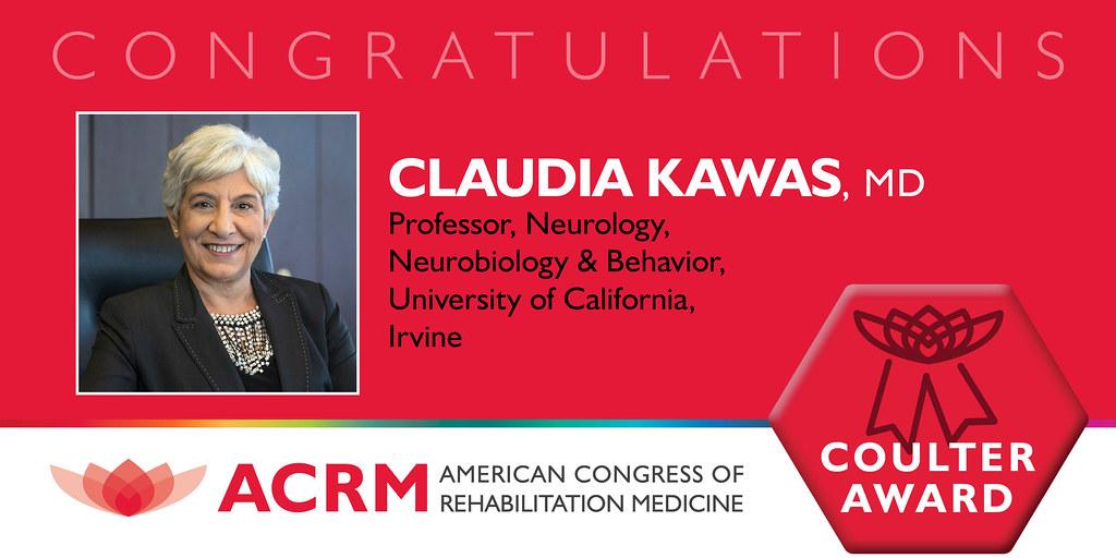 John Stanley Coulter Award recipient Claudia Kawas - image