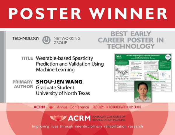 Best Early Career Poster for Technology - IMAGE