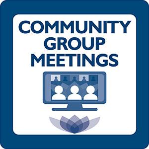 Community Group Meetings