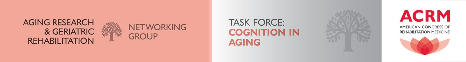Aging Research and Geriatric Rehabilitation: TASK FORCE: Cognition in Aging
