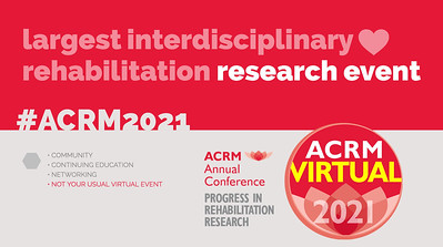 CLICK to Join us at the ACRM 2021 VIRTUAL Annual Conference NOW in Progress
